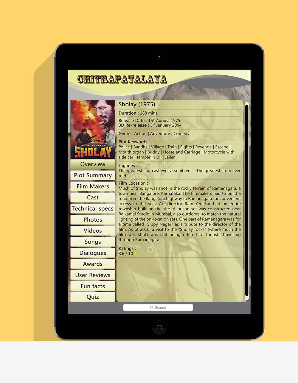 Portable Exhibition Quiz : Quiz of the week mobile world congress