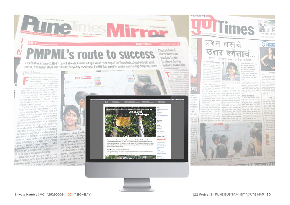 D'source Case Study - Slide Show | Pune Bus Map | D'Source