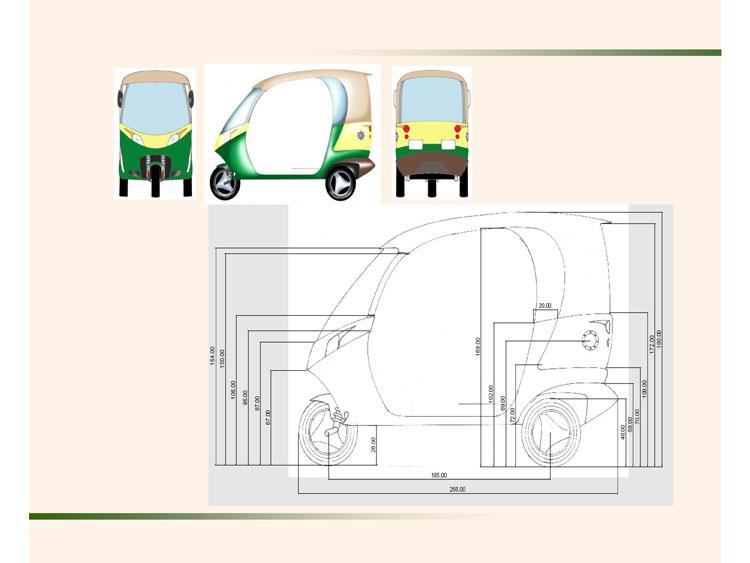 D'source Case Study - Slide Show | Three Passenger Auto