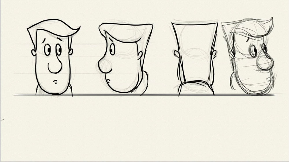 Character Design For Animation Course : D source attributes and proportions character design for