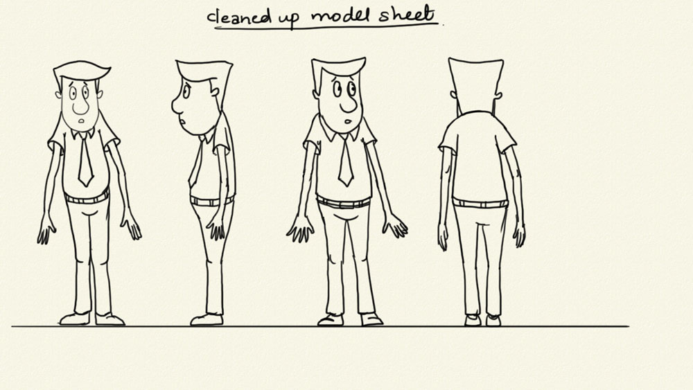 Character Design For Animation Course : D source model sheet character design for animation