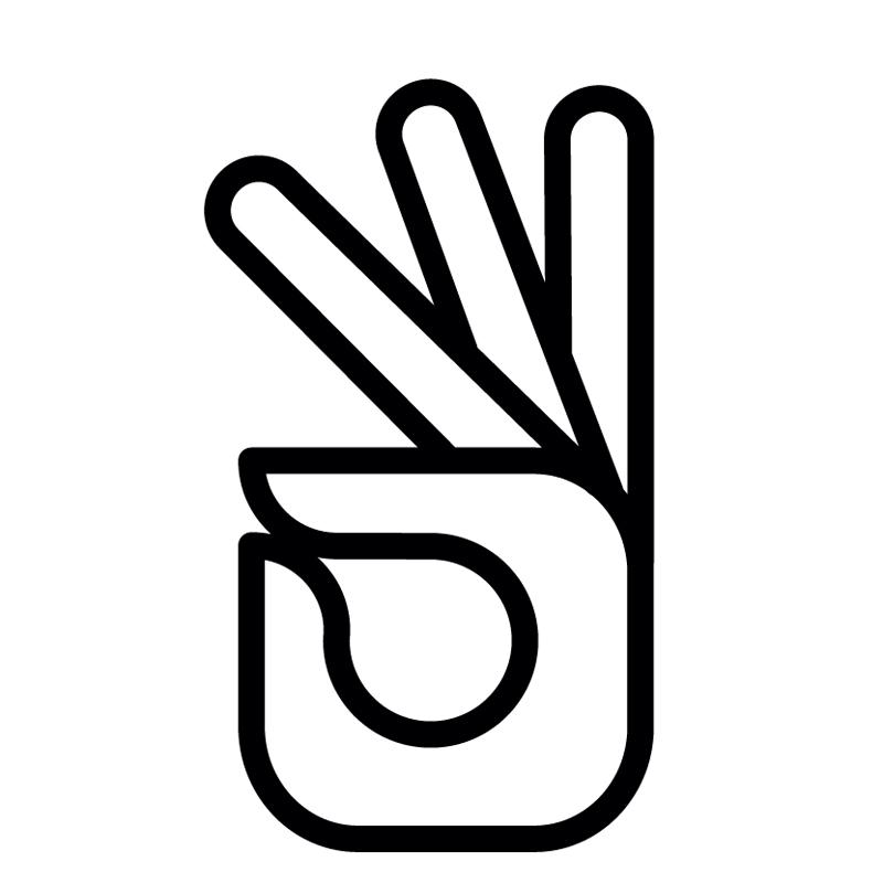 Dsource Symbols Using Hands Graphic Symbols Dsource Digital