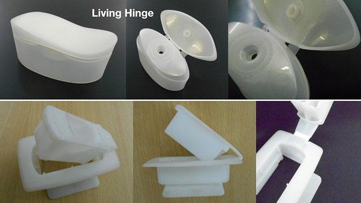 d source hinges assembly techniques for plastics d