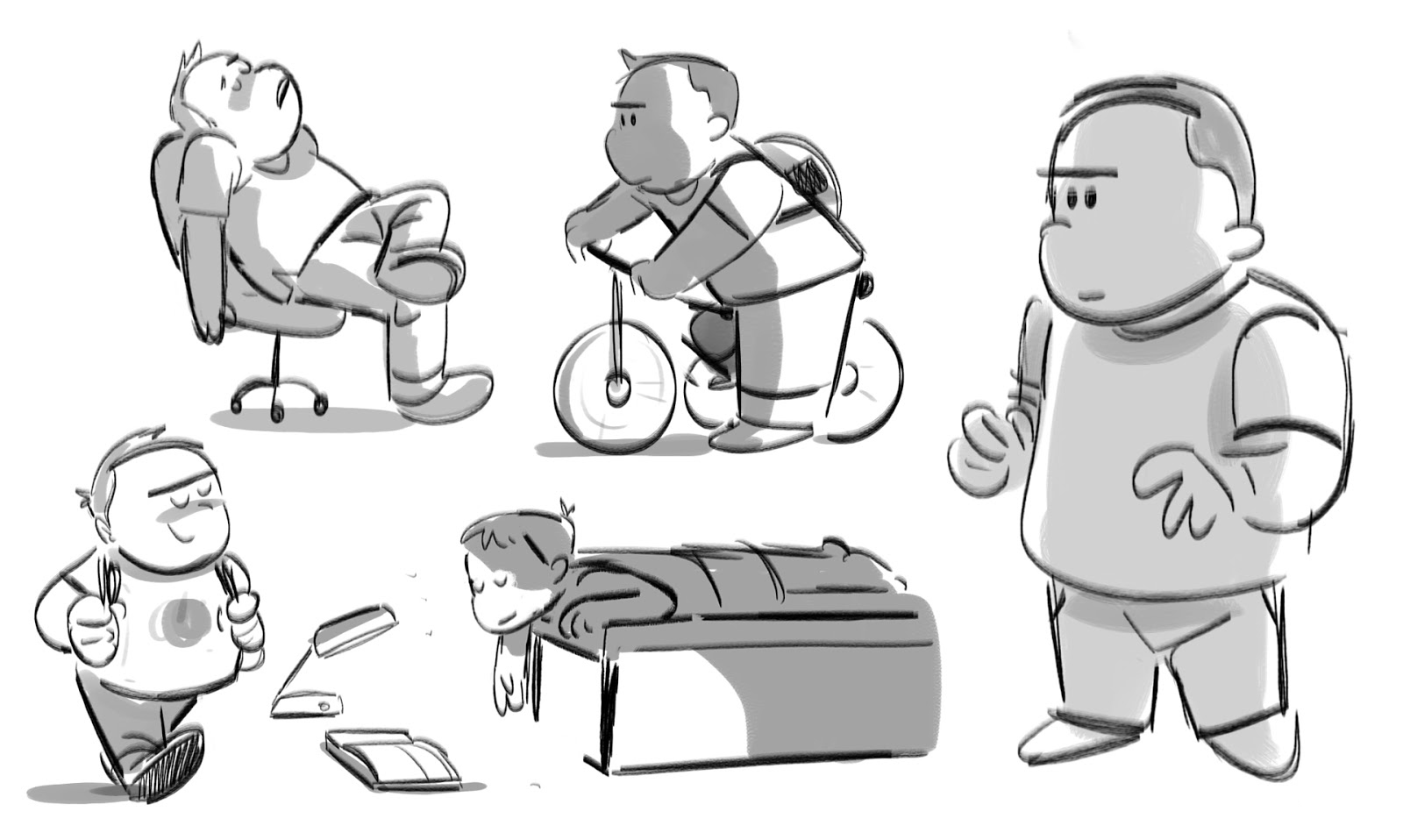 Character Design Appeal : D source appeal principles of animation