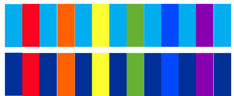 Color Principle Of Design : D source colour in design principles visual