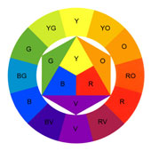 Interior Design Color Theory D'source Use Of Colours In Interior Design  Visual Design .