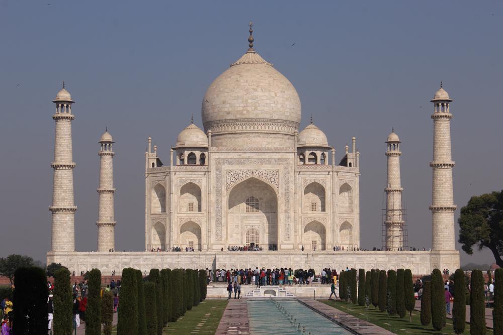 D Source Design Gallery On Taj Mahal Wonders Of The World