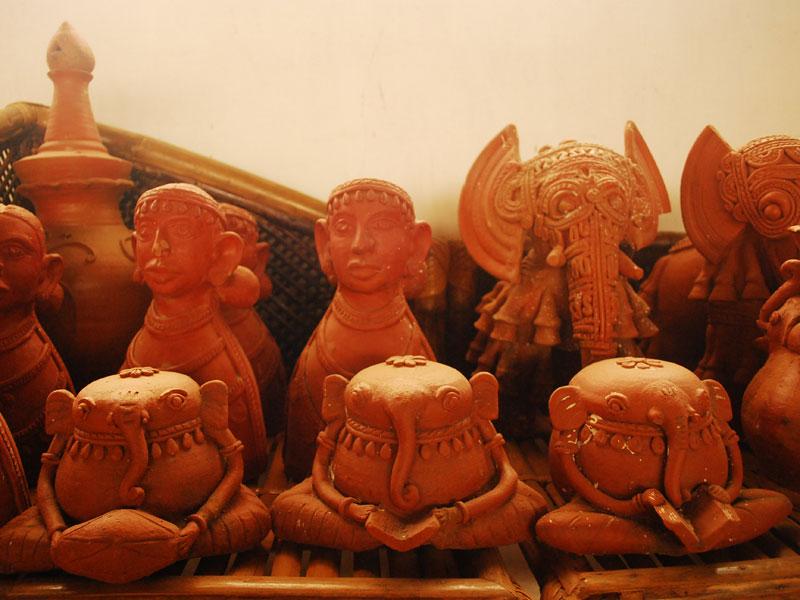 D Source Design Gallery On Terracotta Craft Of Bastar