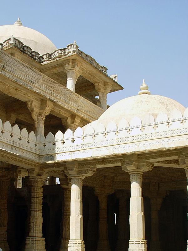 Ranakpur Jain Temple - Chaumukha - pinterest.com