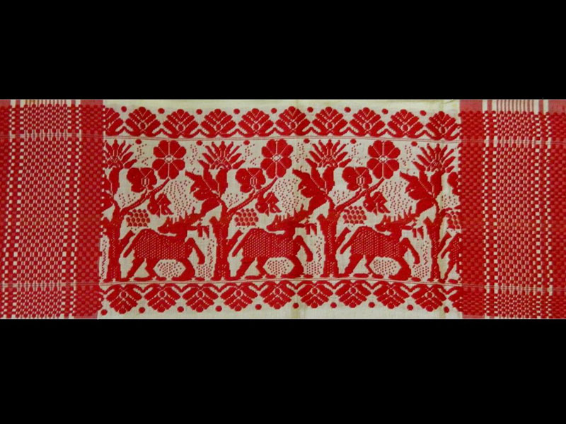 D Source Design Gallery On Patterns On Gamusa Cloth Of