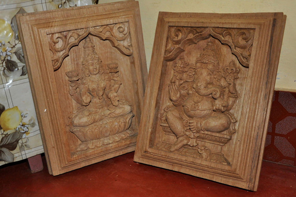 D Source Design Gallery On Sandalwood Carving Sagara