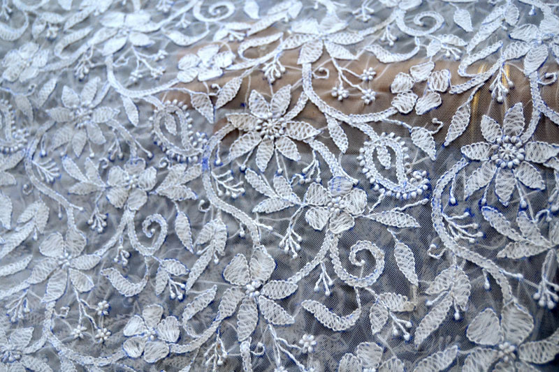 Dsource Design Gallery On Chikankari Embroidery Of Lucknow The