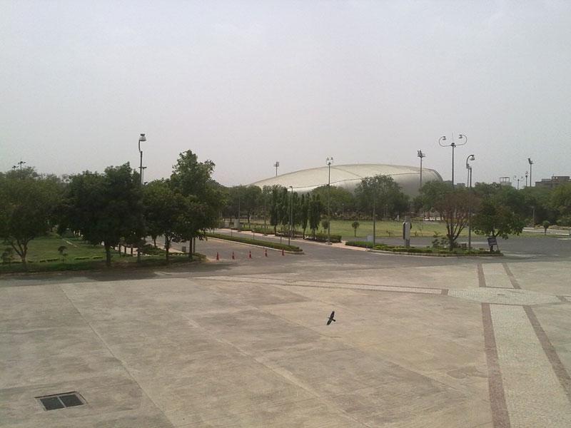 D Source Design Gallery On Jawaharlal Nehru Stadium