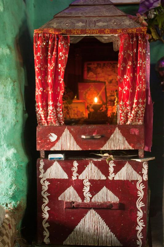 D'source Design Gallery on Aipan Uttarakhand Part 1 - Ritual