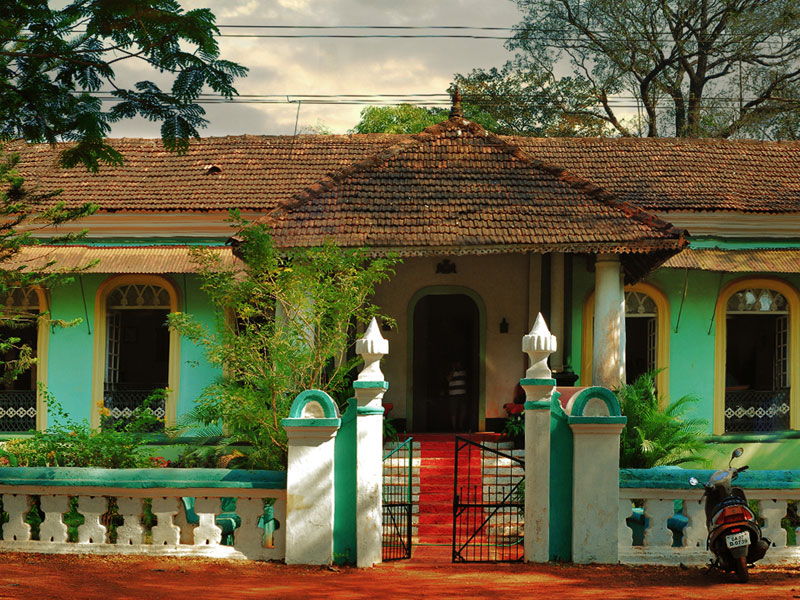 D 39 Source Design Gallery On Houses Of Goa Portuguese