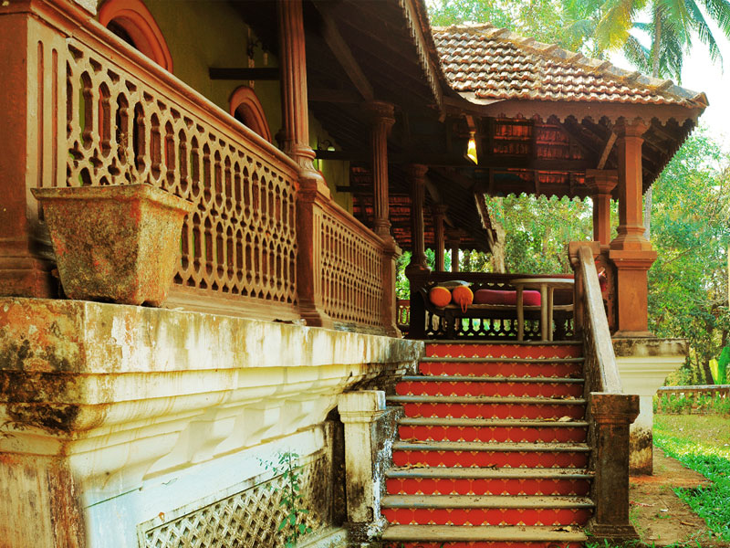 D Source Design Gallery On Houses Of Goa Portuguese