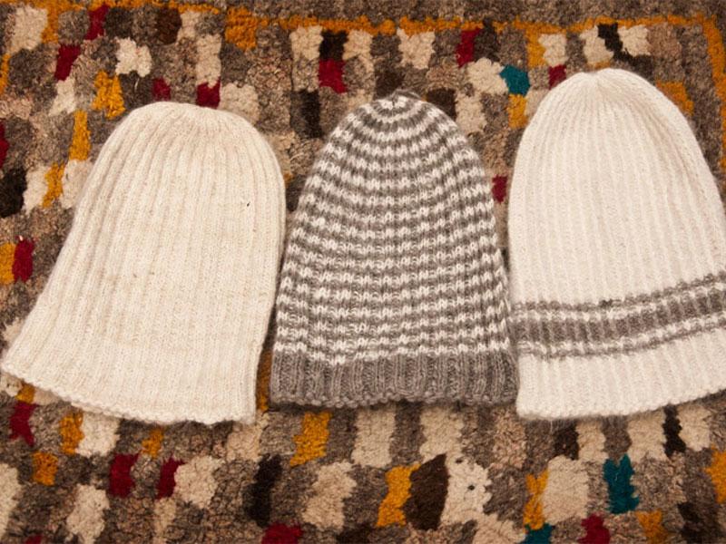 D Source Design Gallery On Angora Rabbit Wool Weaving