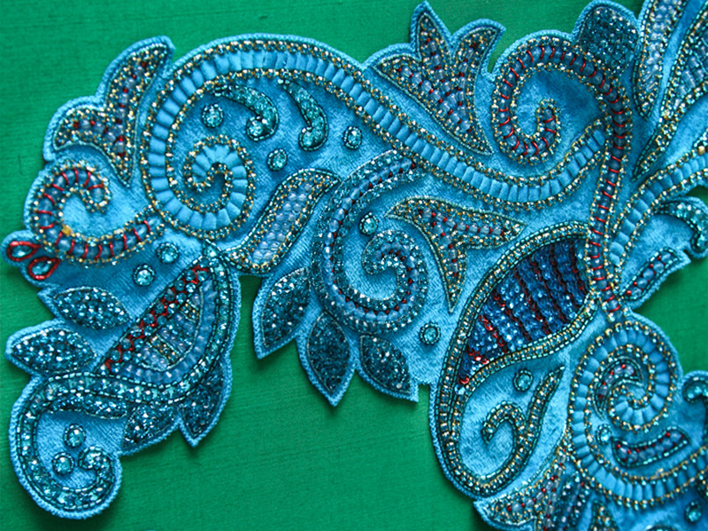 D\'source Design Gallery on Hand Embroidery - Ahmedabad ...