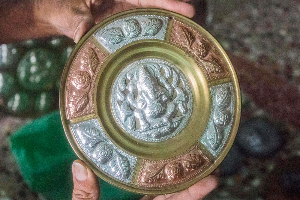 D'source Introduction | Art Plate Making - Thanjavur, Tamil