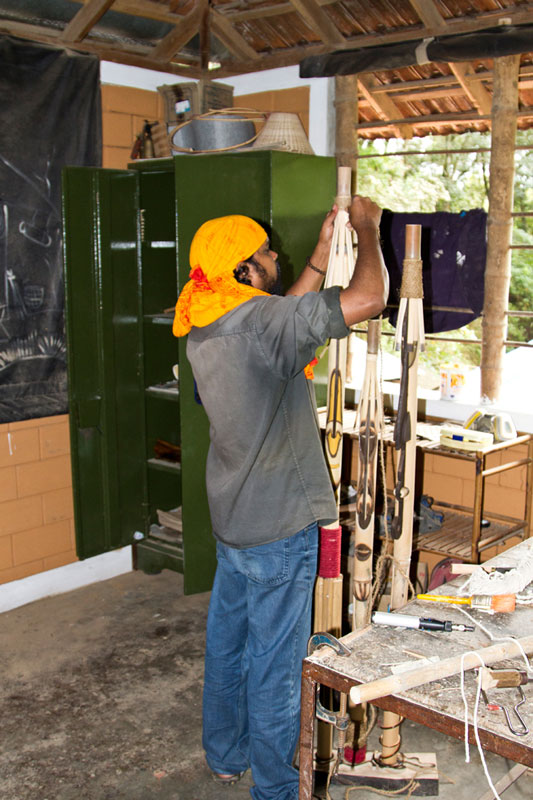D Source Place And People Bamboo Craft Wayanad D