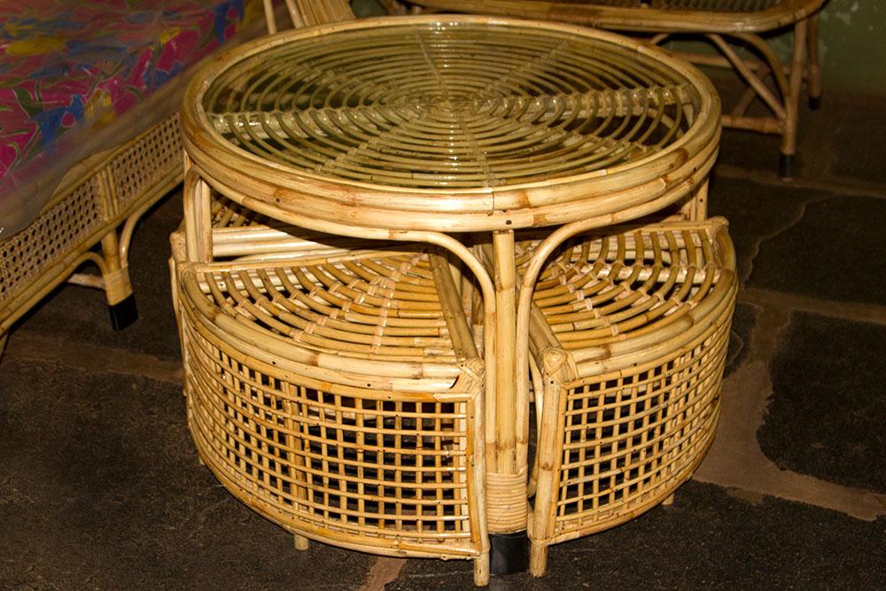 D Source Products Cane Furniture Sandur Karnataka D