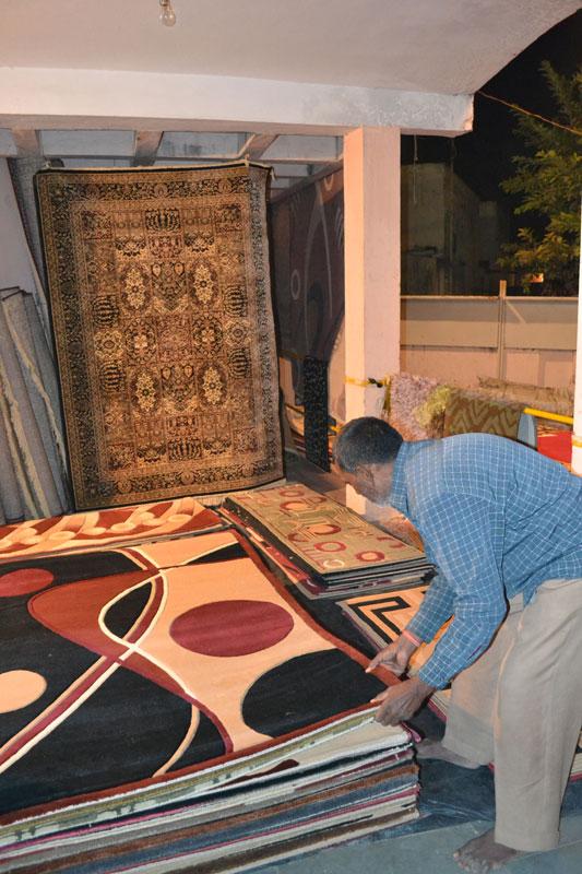 D Source Bhadohi Carpet Weaving Bhadohi D Source