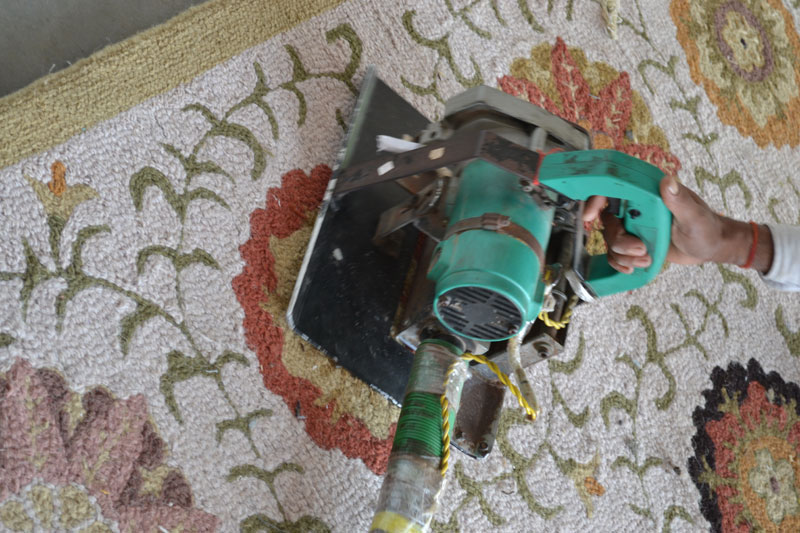 D Source Tools And Raw Materials Carpet Weaving