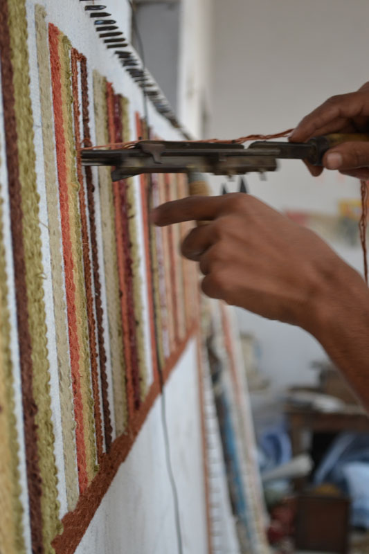 D Source Tools And Raw Materials Carpet Weaving