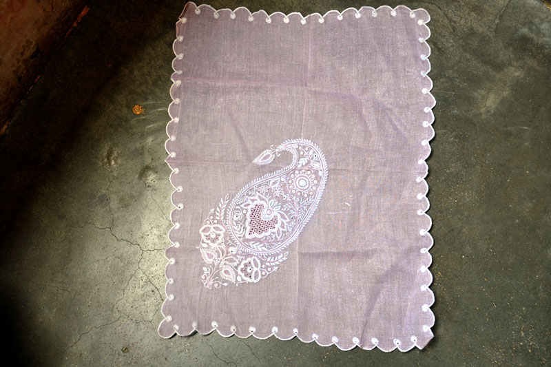 D Source Products Chikankari Embroidery Of Lucknow Ii