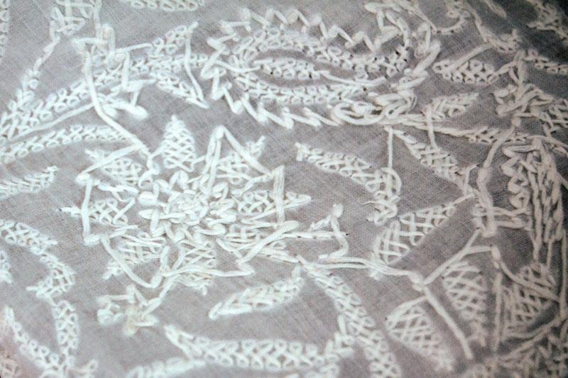 Traditional Chikankari Embroidery Motifs | Makaroka.com