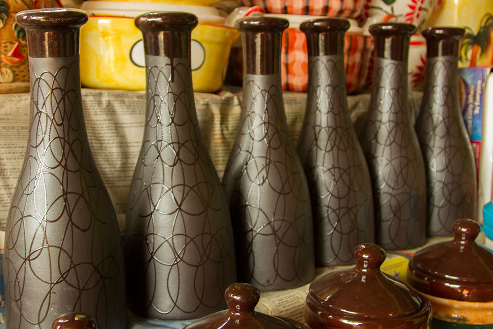 D'source Products | Chunar Red Clay Pottery - Mirzapur | D'Source