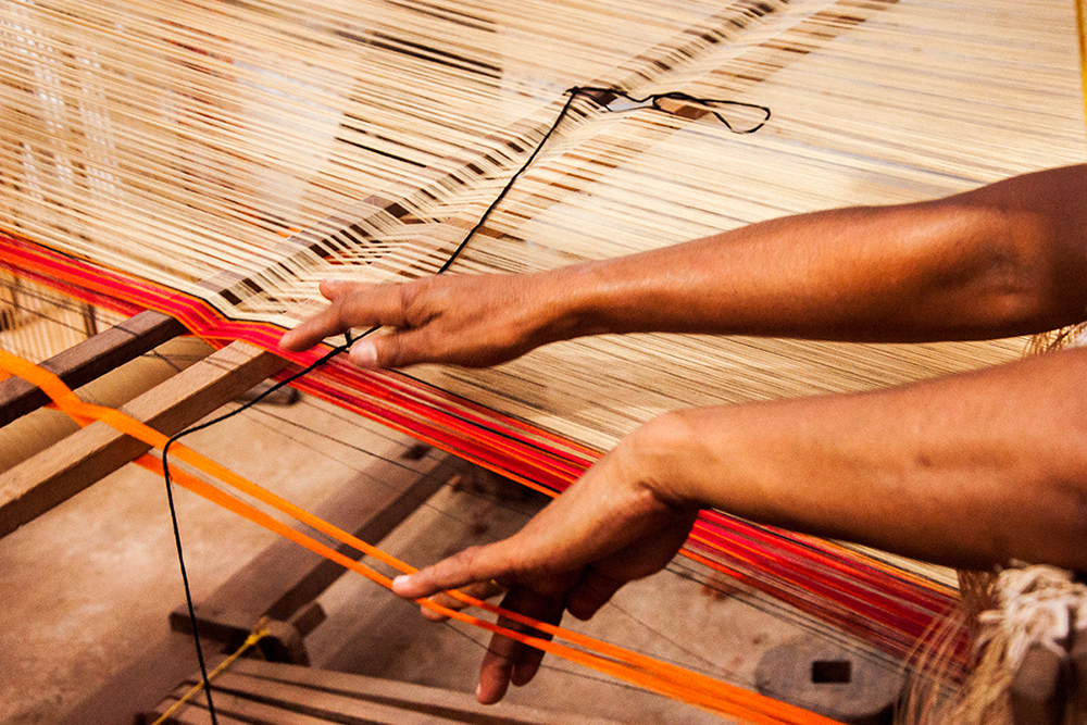 D'source Making Process | Cotton Weaving - Kerala | D