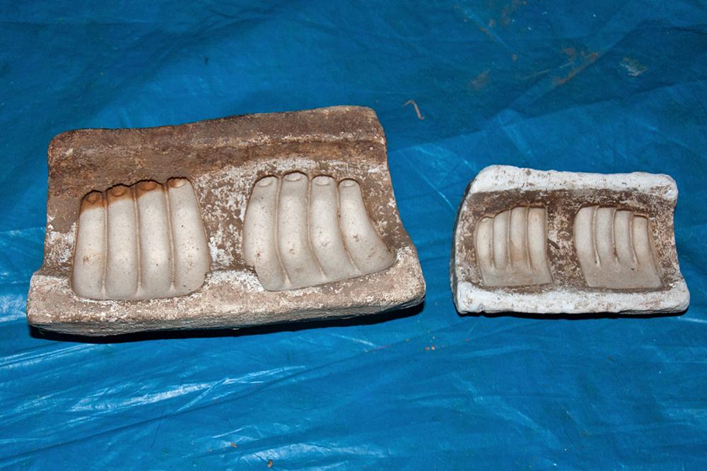 D'source Tools and Raw Materials | Ganesha Idol Making and