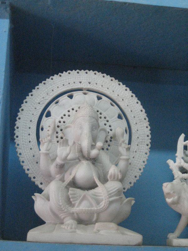 D Source Marble Ganesha Idols Ganesha In Sculpture D Source