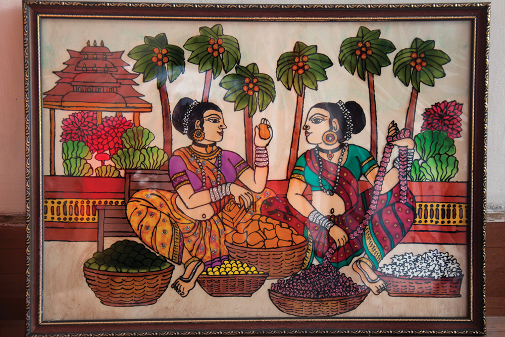 D Source Introduction Glass Painting Tripunithura