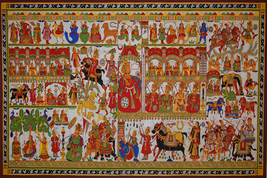 D Source Indian Narrative Traditions History Of