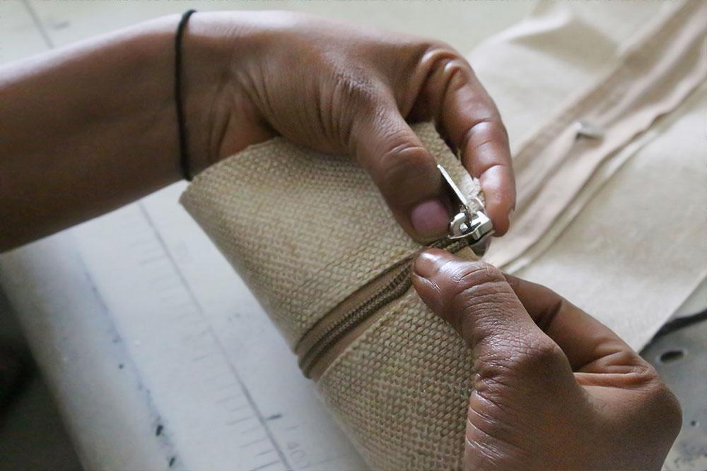 D Source Making Process Jute Bag Making Cochin Kerala