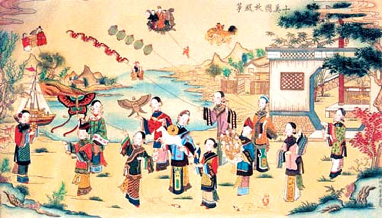 history of kites History of kites early kite adventures though the exact origin of kites are not known, it is known that they were flown in china and the malay archipelago two to three thousand years ago.