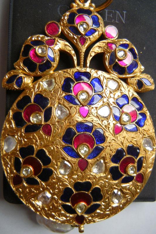 D Source Products Kundan Meena Jewelry Jaipur D