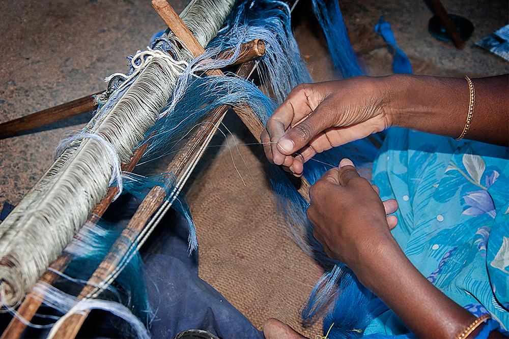 D'source Weaving Process | Making Process | D'Source Digital Online