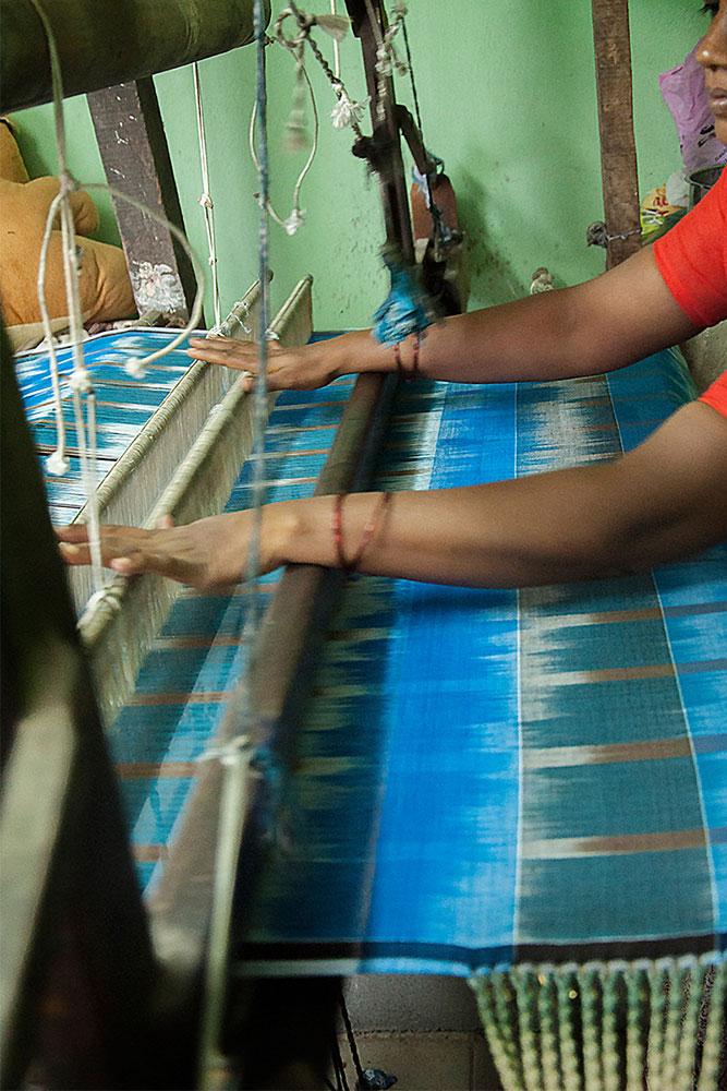 D'source Weaving Process | Making Process | D'Source Digital