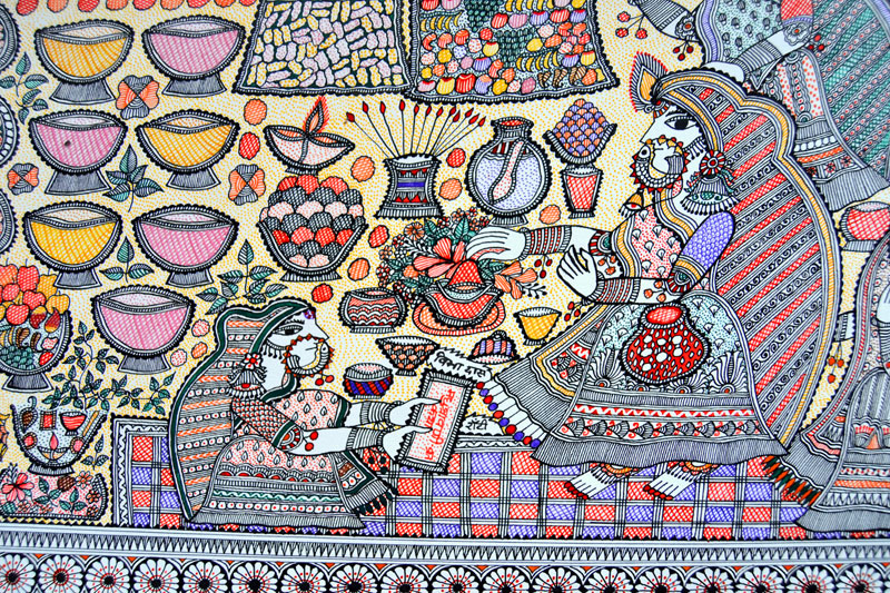 madhubani painting case study Find helpful customer reviews and review ratings for the art of case study research at amazoncom read honest and unbiased product reviews from our users.
