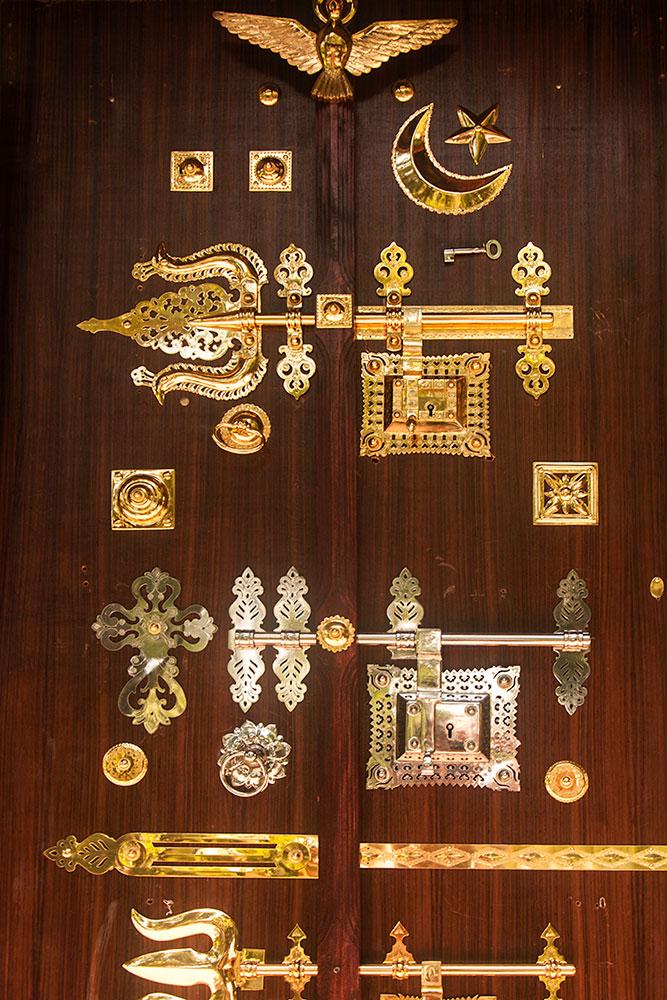 D Source Products Manichithrathazhu Door Locks