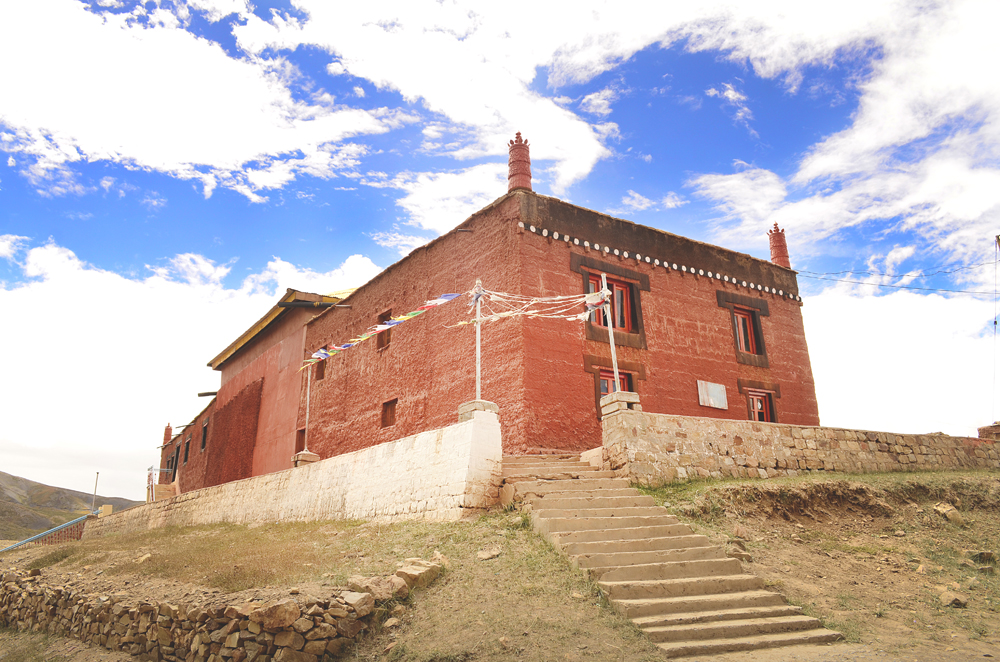 Komic Monastery  Monasteries of Spiti Valley  Exploring ...