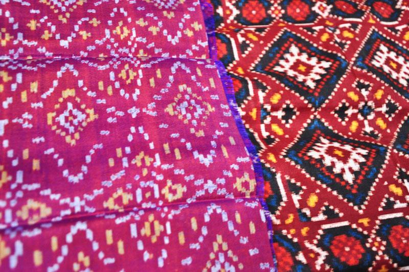 D Source Introduction Patola Saree Weaving Patan D