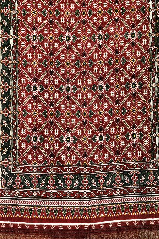 Dsource Products Patola Saree Weaving Patan D