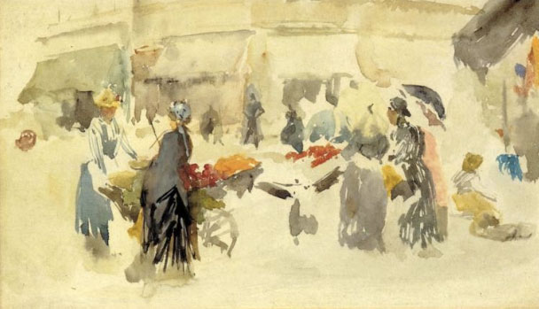 D Source Famous Watercolor Artists Rendering Medium For