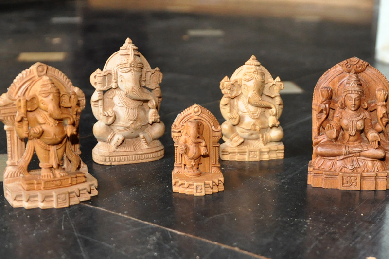 D Source Products Sandalwood Carving Sagara D Source