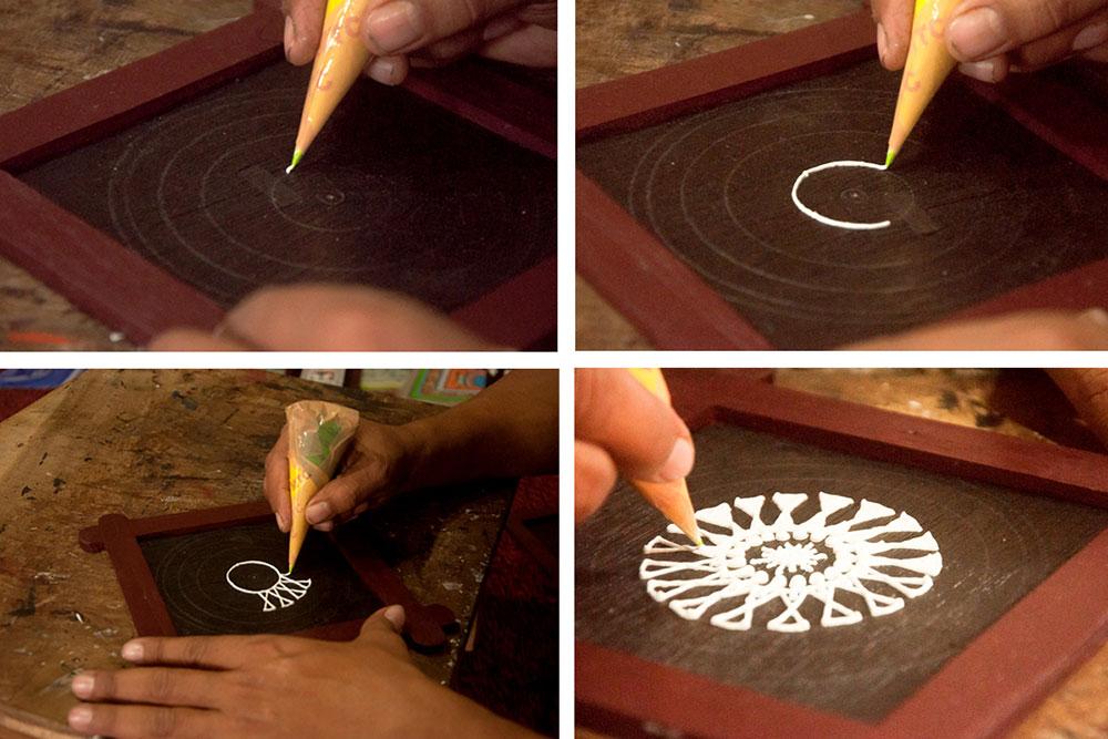 saura painting of orissa books