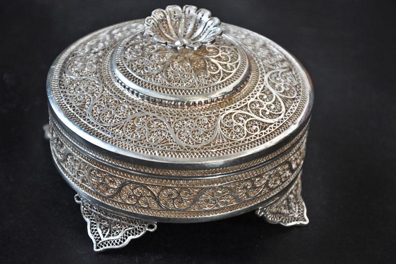 D Source Products Silver Filigree Karimnagar D